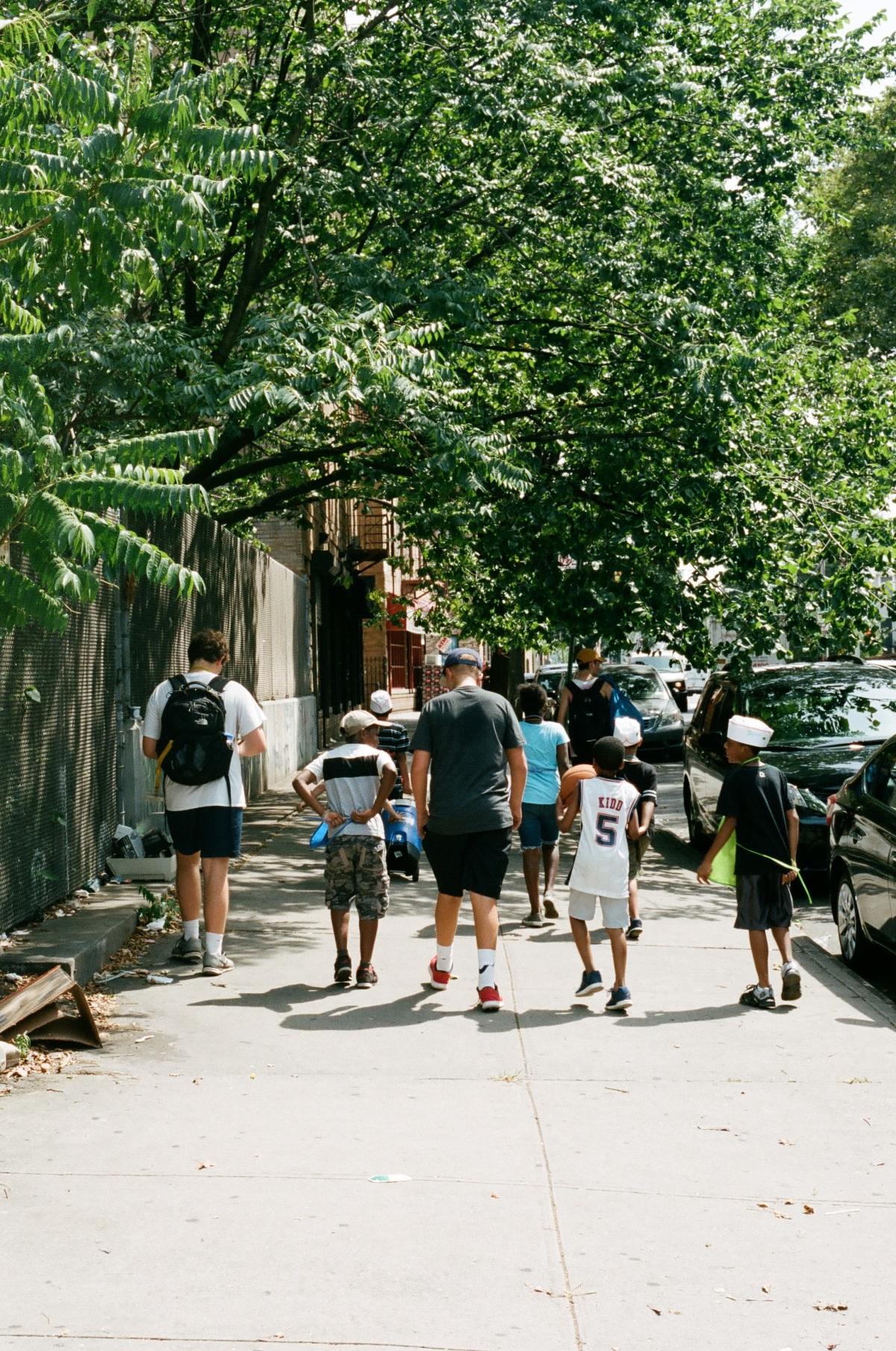 """HOME not """"hood""""; the Bronx,NY"""