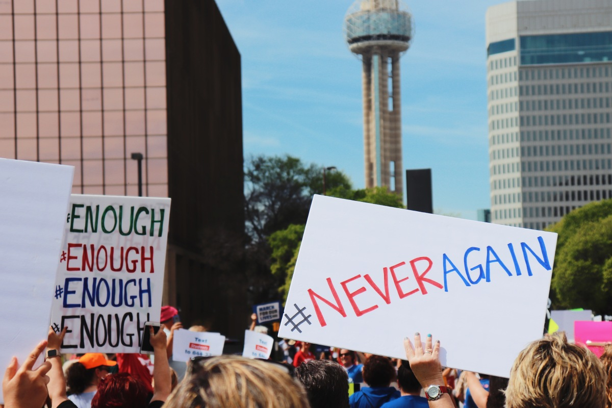 Dallas March For OurLives
